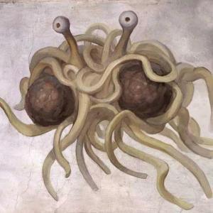 Monstruo espagueti volador