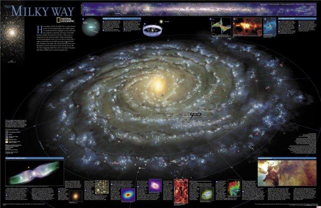 Mapa_Vía Láctea